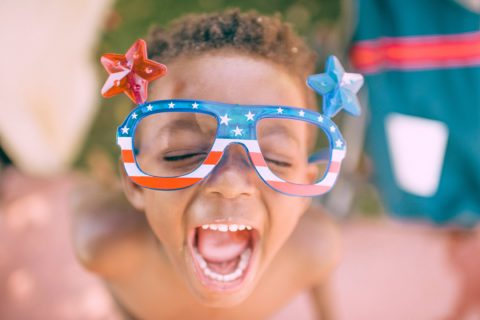 Stuff about the 4th of July!